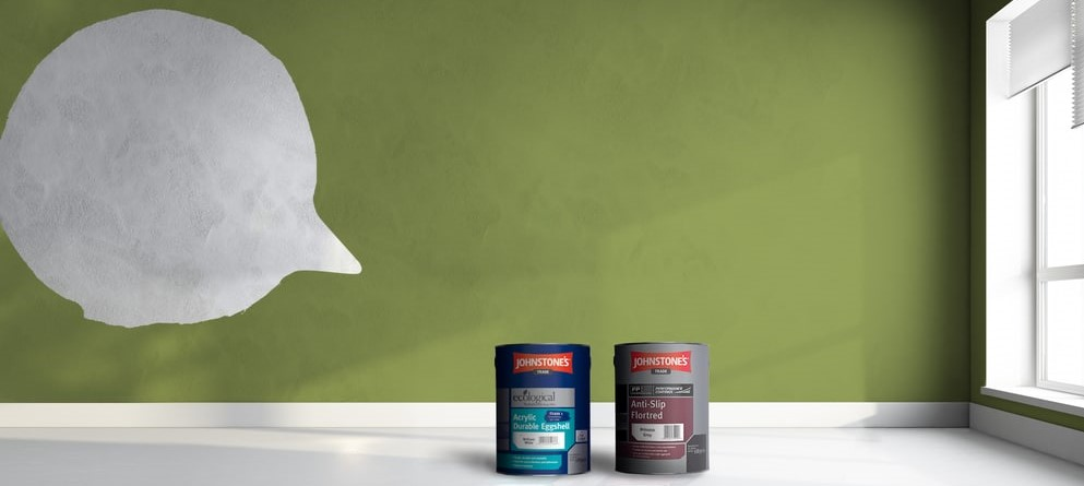 Get Trade Paint & Colour Advice - Johnstone's Trade Paints