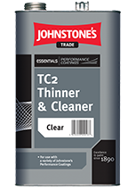 tc2 thinner & cleaner