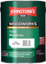 satin woodstain