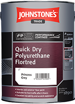 quick dry polyurethane flortred